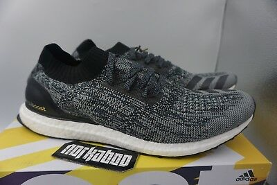 4a72a49354037 ADIDAS ULTRA BOOST Uncaged Black White BB3900 new men running ...