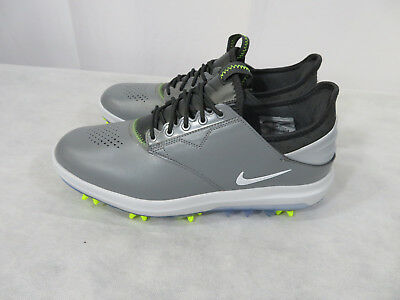 5c24d3c0a2207 Nike Air Zoom Direct Mens Golf Shoes Grey Black 923965 002 Spikes New Many  Sizes