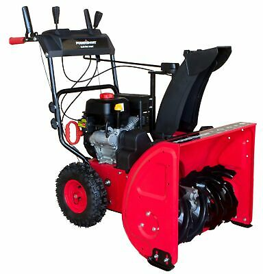 DB7624E 24 in. 2-Stage Electric Start Self-Propelled Gas Snow Blower