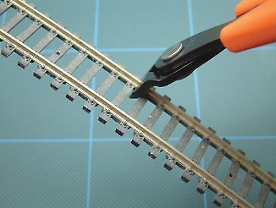 Xuron Track Cutters - ideal for Hornby and Peco track # 2175B