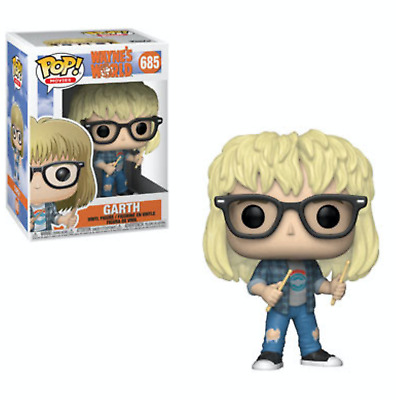 Funko POP! Movies: Wayne's World - Garth #685 - In Stock