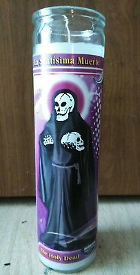 OUR LADY OF GUADALUPE Prayer Altar Church Candle Lady Virgin