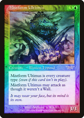 MTG Legions Common Creature MISTFORM SLIVER