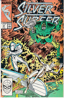 Silver Surfer #13 (Jul 1988, Marvel)
