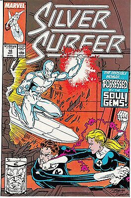 Silver Surfer #16 (Oct 1988, Marvel)