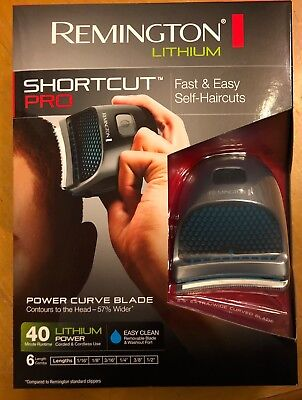 Remington - Shortcut Pro - Hair Clippers - Trimmers - NEW