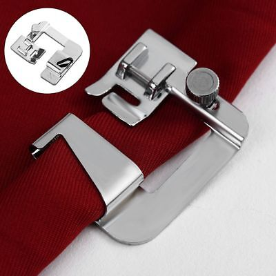 New Accessories Household Parts Sewing Machine Hemmer Foot Crimping Rolled Hem