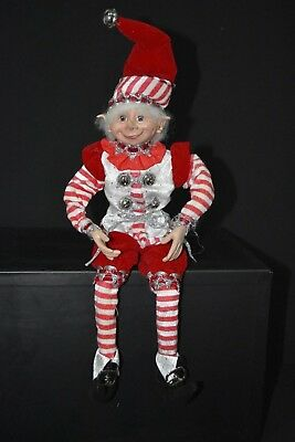 Christmas Elf Doll 49cm