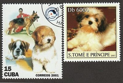 HAVANESE ** Int'l Dog Postage Stamp Collection ** Unique Gift Idea **