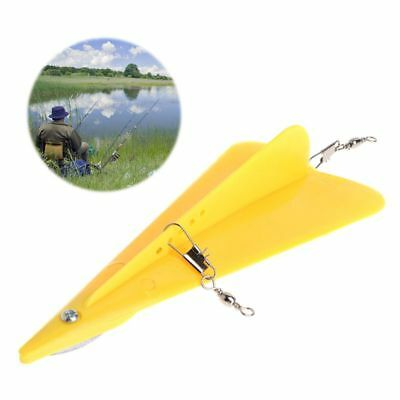 Diving Board Fishing Adjustable Trolling Deep Artificial Bait Diver Plate Swivel