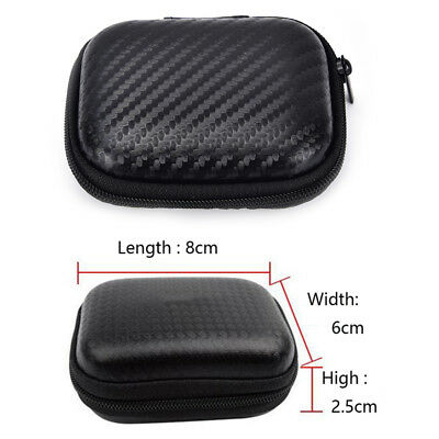 Mini Small Camera Storage Bag Case Bag Protective Pouch For GoPro Hero 5 4 3+ EO