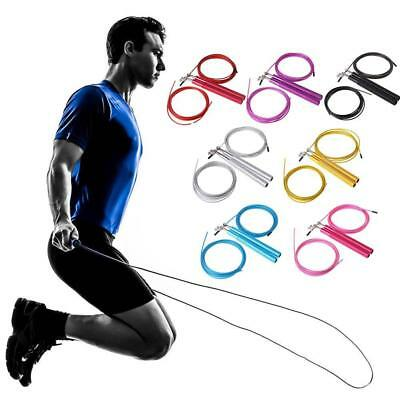 Professional Speed Jump Rope For MMA Boxing Fitness Crossfit Skipping Rope  HOT