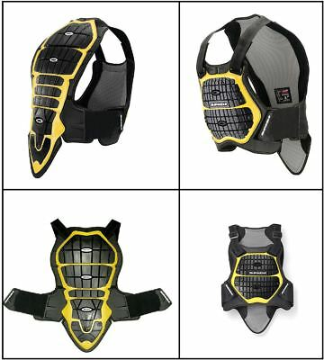 Spidi Motorcycle Bike Composite Shock Absorbing Chest & Back Protector