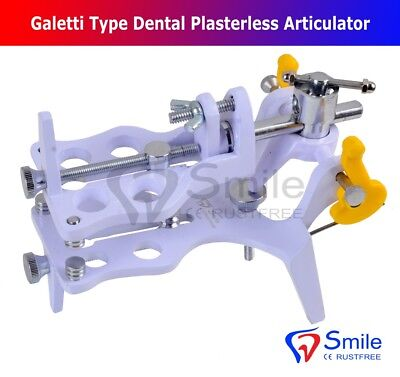 Lab Galetti Dental Plasterless Articulator - Dental Articulator - Smile Dentale