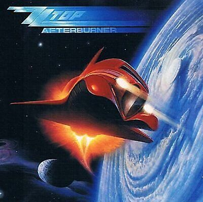 ZZ Top - Afterburner WB-Records 1985