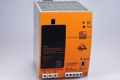 IFM Netzteil / AS-i Power Supply Typ AC1218