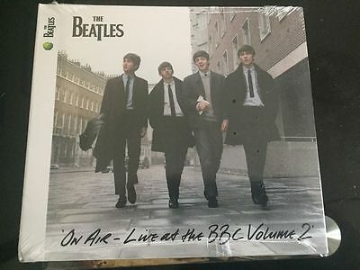 On Air: Live at the BBC, Vol. 2 [Box] by The Beatles (CD, Nov-2013, 2 Discs,...