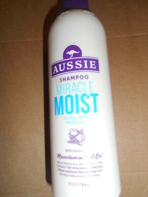 shampoing  AUSSIE  miracle moist val 7€ 300ml