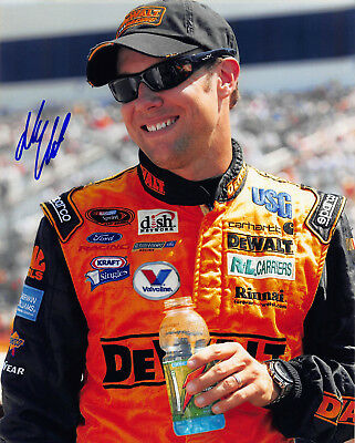 Matt Kenseth Signed Autograph 8X10 Photo Picture Image Nascar Racing