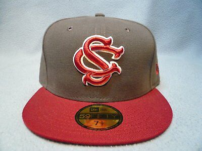 cd7617750015ac New Era 59fifty South Carolina Gamecocks Fitted BRAND NEW cap hat SC USC  2-tone