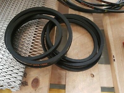 SPA Section Quality Branded V Belts, Wedge Belts, Fan Belts from Stock