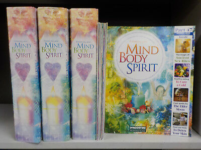 Enhancing Your Mind, Body, Spirit - 3 Binders Collection! (ID:3166)