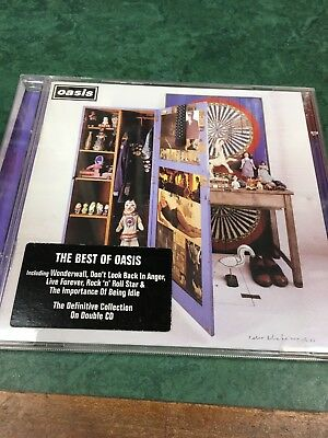 Oasis stop the clocks cd very good condition