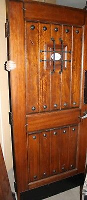Vintage used Wooden Door