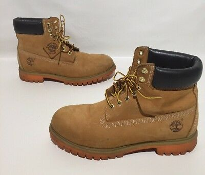 TIMBERLAND MENS WATERPROOF Leather Oxford Work Shoe 12 M