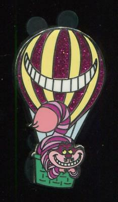 Hot Air Balloon Mystery Adventure is Out There! Cheshire Cat Disney Pin 101316