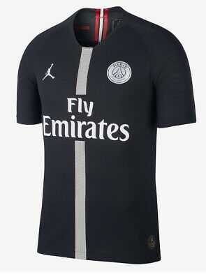 PSG Third Black Shirt 2018/19