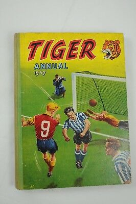 "The Tiger Annual 1957, Unclipped ""Excellent Condition"""