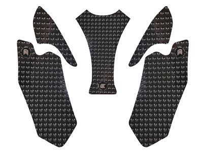 Moto-D Eazi Grip 2014+ Ducati Panigale Black Motorcycle Traction Tank Grips