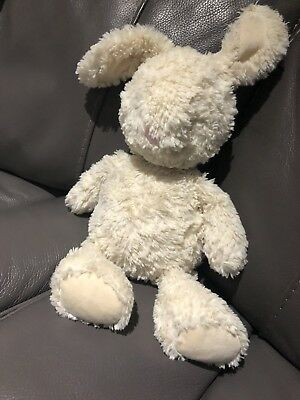 Marks And Spencers Soft Toy Bunny Comforter