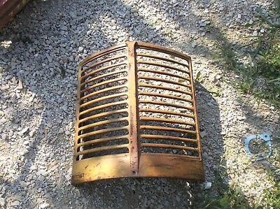 Vintage Antique Minneapolis-Moline Tractor Grille great rat rod grill man cave
