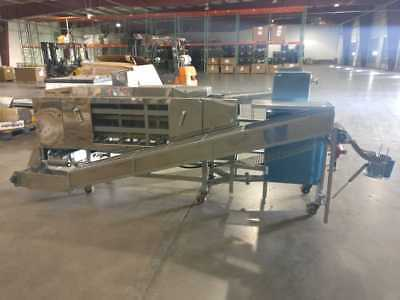 OVER STOCK!! Corn Tortilla Machine equipment C3000 up to 1500 tortillas per hour