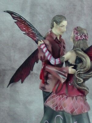 Love Springs Eternal Fairy Pair By Jessica Galbreth Numbered
