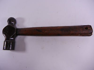 Vintage BLACKSMITHS BALL PEEN Hammer 18oz Machinist Mechanics Tool H07