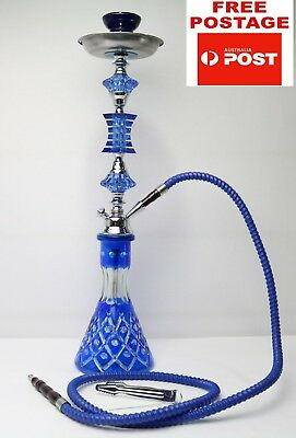 ***Newly Arrived*** 54cm  Shisha hookah argileh (3 colours)+ Free Postage 26780