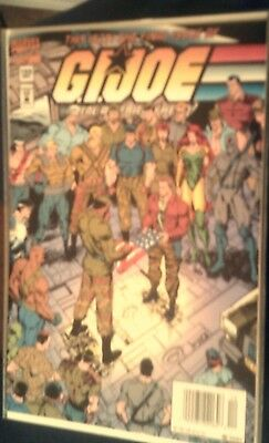 G.I. Joe #155 - Marvel comic - Final Issue