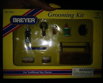 Breyer Model Horse Accessories Grooming Kit (Free Gift)with purchase