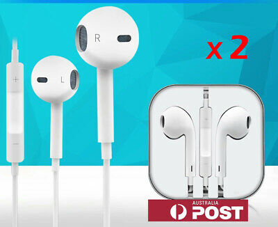Earphones Earbuds Headphones for iPhone 4 5 6, iPad Samsung remote with Mic