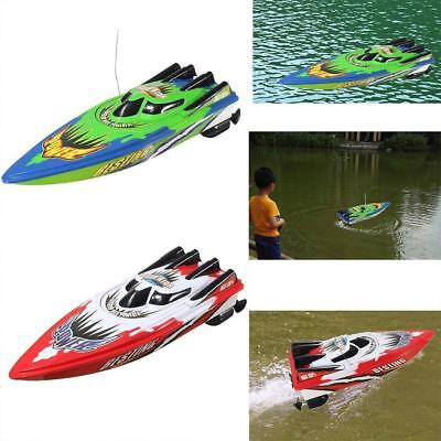 Radio Remote Control Twin Motor High Speed Boat RC Racing Boat Outdoor Gift Toys
