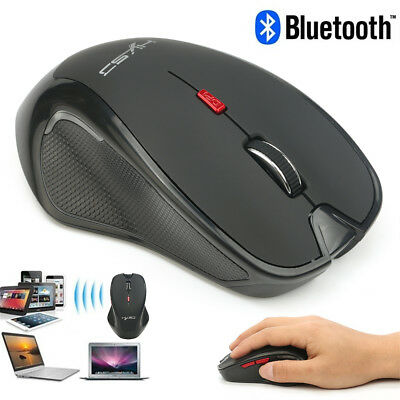 Mice Mouse Bluetooth Wireless 2400 DPI for Windows PC Laptop Android