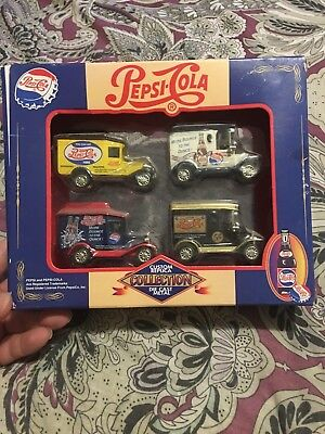 Pepsi Cola Custom Replica Collection Die Cast Metal #1