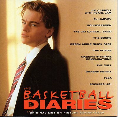 The Basketball Diaries (Original Motion Picture Soundtrack) CD 1995