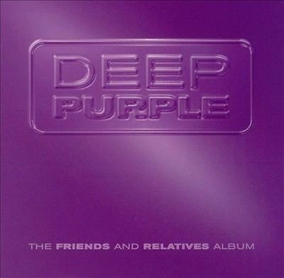 Friends & Relatives by Deep Purple 2 Discs Great Condition Free Postage