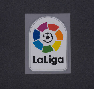 LaLiga Patch 2018 / 2019 Badge Logo Toppa La Liga LFP