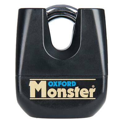 Oxford Motorcycle Motorbike Ultra Strong Double Locking Monster Padlock Only