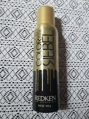 Redken Color Rebel Glitter Spray 3.6 Oz Can Gold Brand New Never Used